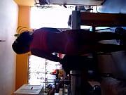 tanga morada cocina bubis