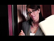 Salacious attorney AnnaBelle Lee from large law firm makes her young secretaries to dive pearls and rub their muffs Thumbnail