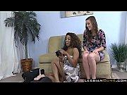 Lesbian Home Fucking Interracial Pussies - LesbianCums.com