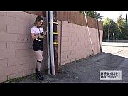 Femeie Luata Cu Japca De Un Golan De Pe Strada Si Dusa La Futut