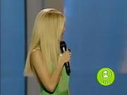 heather locklear - green dress