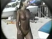 O tiganca face baie topless