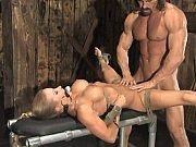 Joelean BDSM with big guy