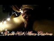 merry X christmas Xmas insertions lights cock Thumbnail