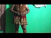 Indian horny milf using umbrella