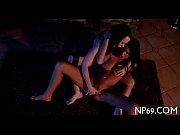 порновидео онлайн русские брюнетки с двумя массажистами
