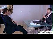 Stacey Saran Round Big Boobs Office Girl Love Hardcore Sex clip 26