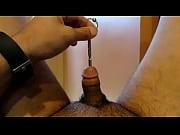 quick steel peehole  insertion