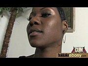 Belle vieille salope femme noire poilue