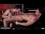 Griffin Barrows and Roman Todd Str8 to GayTrailer Men.com