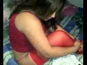mi esposa en lenceria roja
