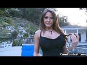 Hot sexy slut has nice