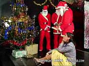 Santa&#039_s Gift of Gangbang