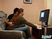 Horny Sisters Get Brothers Cock For Xmas - WWW.FAPLIX.COM