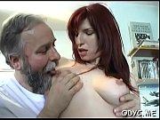 Older boy penetrates hard