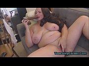 офигенная тетка учит племянника сексу