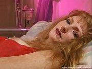 Redhead MILF Hairy Pussy Rub