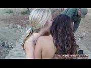 Bad cop and trike patrol milf Amateur Threesome for Border Slut
