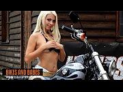Bravo Models Media - Bikes and Babes TV - strip clips - Lea Tyron's Thumb