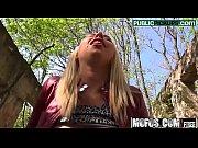 (Diana Dali) - Hot Russian Flashes Her Titties - Public Pick Ups