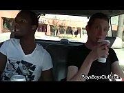 Black Muscular Gay Man Fuck WHite Teen Boy 07