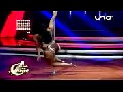Gabriela Zegarra Bailando Lento - Bolivia