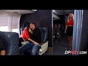 Flight attendant in heat 1 001
