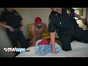 Sweet cops satisfied by black dude