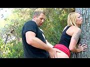 Couple en rut jeune naturiste nue