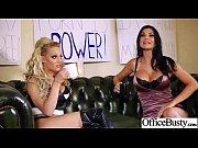 (jasmine loulou) Big Tits Office Slut Girl Banged Hardcore vid-11