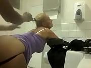 Restroom fuck