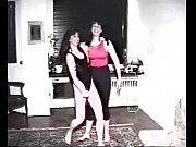 Robin &amp_ Cindy lift each other - 3