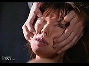uncensored japanese erotic fetish sex - gym bondage.