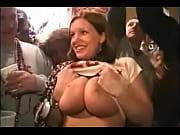 mardi gras big boobs grope 1
