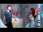 Bang me in the bathroom Billie Rai_ Big Boobs, European, One on One, Redheads, Tattoo