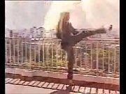 maria eugenia rito strip en la terraza s&uacute_per hot