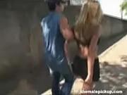 shemale pick up )levantando travesti