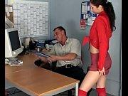 petite secretary fucking in knee high.