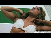 dildo sex toys use amateur girl to masturbate clip-01