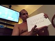Body to body massage latex leggings