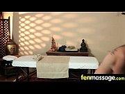 Cute teen babe fantasy fucking on massage table 15