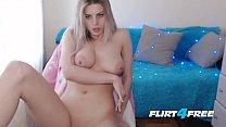 Flirt4Free - Alexia Sun - Hard Bodied Blonde Ba...