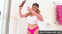 Realitykings - Teens Love Huge Cocks - (Jmac, Skyla Novea) - Bathroom Peeper