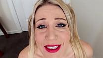 PREVIEW SCHOOL GIRL SLUT DEGRADED BY TEACHER POV DIRTY TALK BLOWJOB FACIAL VIRTUAL FUCK AUSTRALIAN JESSIE LEE PIERCE BIG TIT BLONDE preview image
