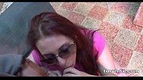 Sweet latina teen redhead Evelyn Contreras 54 pornhub video