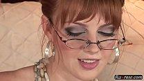 Marie McCray  Solo HD; solo, toy, masturbate, pornstar, , 1080p, 720p, glasses