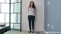 Amateur with big ass REALLY wanted to get out of retail tumblr xxx video