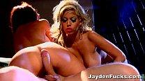Jayden Jaymes 3some porn image