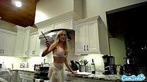 CamSoda - Brandi Love Lingerie Cooking Show