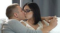 Beautiful Teen Girl Tries Anal With Her Boyfriend! In 4K